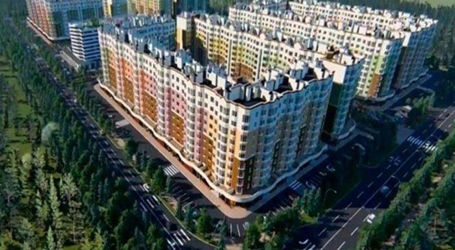 Недвижимость под Киевом: доступно и современно