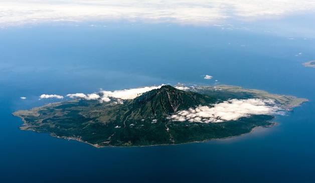 Островок Вавада — как символ загрязнения океана
