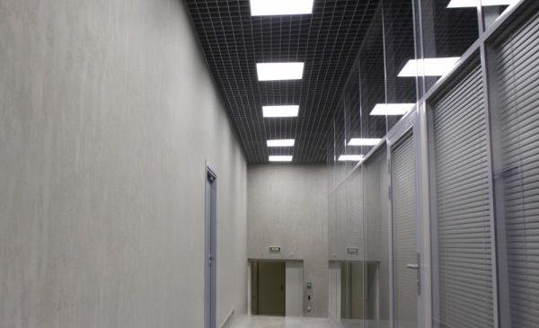 Как подобрать освещение для офиса