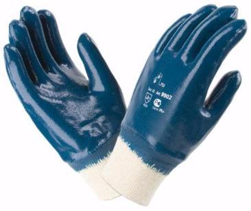 Преимущества использования нитриловых перчаток