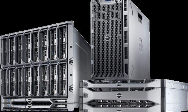Выделенные серверы — достоинства и недостатки