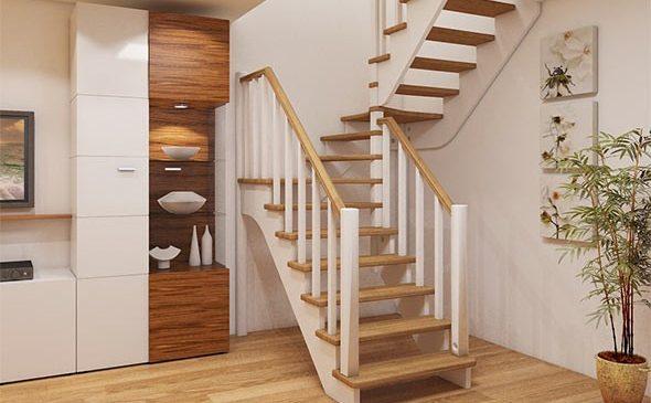 О выборе материала лестницы