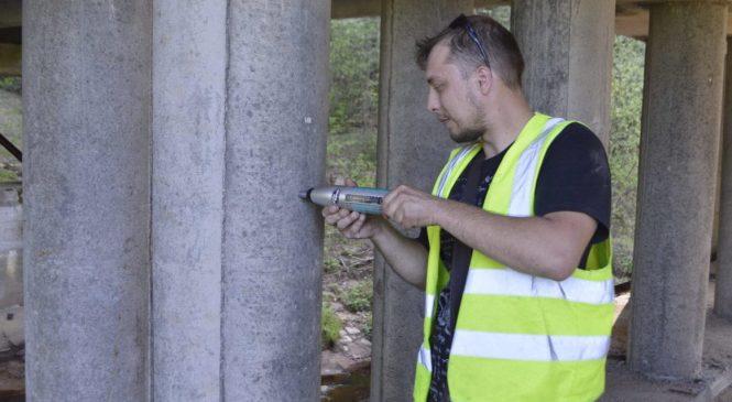 Периодические проверки мостовых конструкций