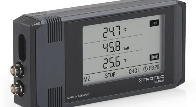 Как производится мониторинг температуры и влажности воздуха промышленных зданий