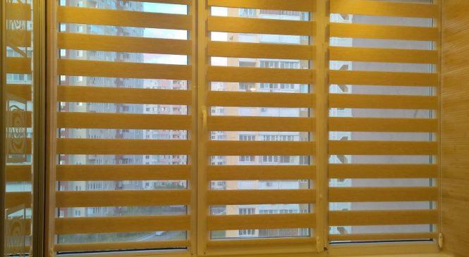 Рулонные шторы день-ночь: почему на них стоит обратить внимание