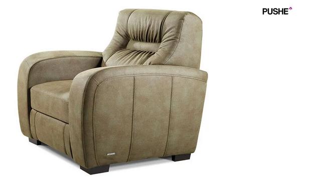 Удобное кресло из микрофибры сделает ваш интерьер по-настоящему уютным