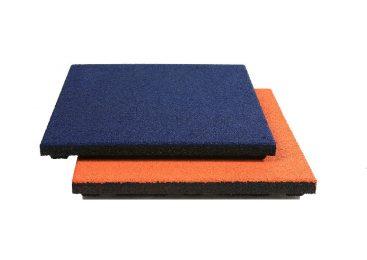 Характеристики резиновых плит для детских площадок
