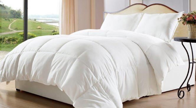Как правильно выбрать одеяло и другой домашний текстиль?