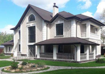 Строительство домов и коттеджей из газобетона