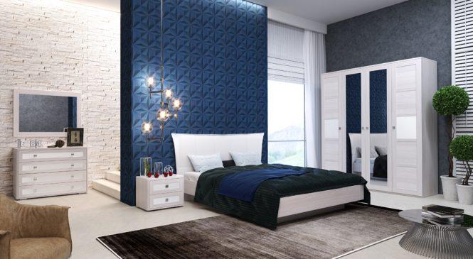 Мебель в спальню — модульные спальни от производителя