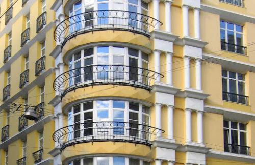 Французский балкон. Что это? Установка французского балкона.