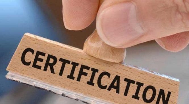 Преимущества добровольной сертификации продукции