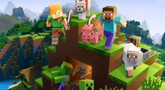 Как Minecraft помогает детям с аутизмом найти новых друзей