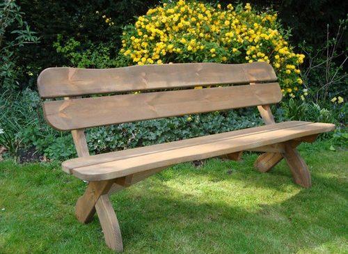 О классификациях садовых скамеек